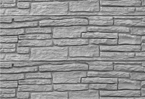 ogrodzenia betonowe dwustronne kolor szary